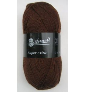 Annell Super Extra Uni 2001 donkerbruin