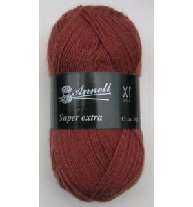 Annell Super Extra Uni 2003 donkerrood
