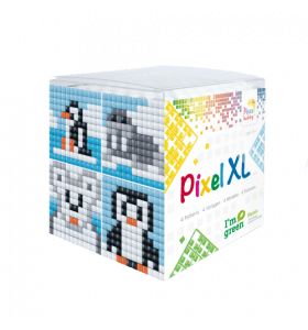 Pixelhobby XL kubus pooldieren