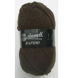 Annell Rapido 3201 donkerbruin