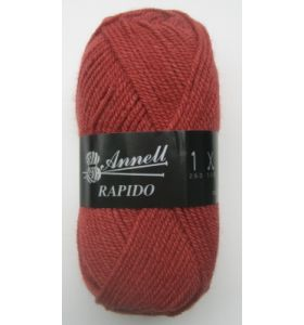 Annell Rapido plus 9204 middenrood