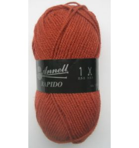 Annell Rapido 3208 roest