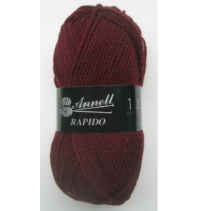 Annell Rapido 3210 kersenrood