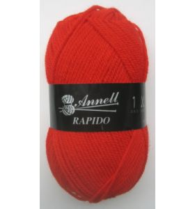 Annell Rapido plus 9212 felrood