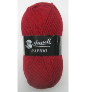 Annell Rapido 3213 rood