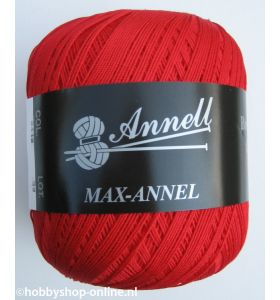 Annell Max-Annel 3412 rood