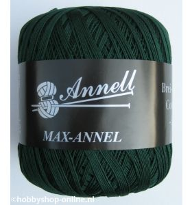 Annell Max-Annel 3445 donkergroen
