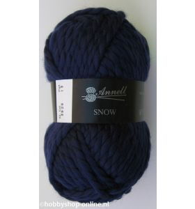 Annell Snow 3926 donkerblauw