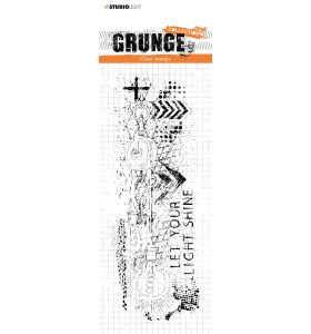 Clear stamp Grunge collection 5.0 nr. 494