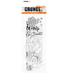 Clear stamp Grunge collection 5.0 nr. 496
