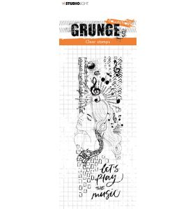 Clear stamps Grunge collection 5.0 nr. 498