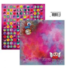 Scrapbookpapier - Out of this world nr. 59