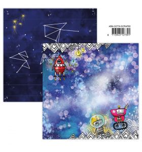 Scrapbookpapier - Out of this world nr. 60