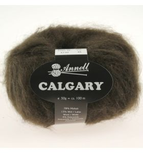 Annell Calgary 4730 donkerbruin