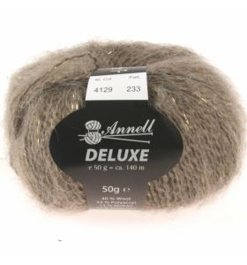 Annell Deluxe 4129 bruin