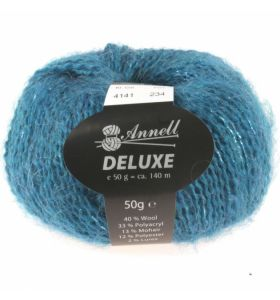 Annell Deluxe 4141 turquoise