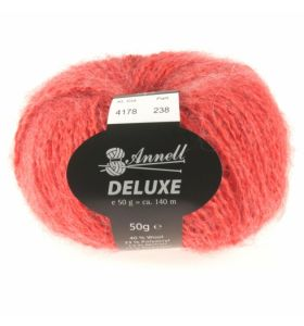 Annell Deluxe 4178 oranjerood