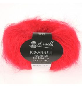 Annell Kid-Annell 3112 rood