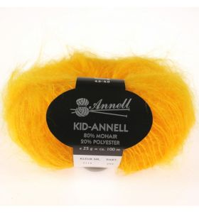 Annell Kid-Annell 3115 donker geel