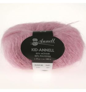 Annell Kid-Annell 3151 oudroze