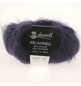 Annell Kid-Annell 3153 donker paars