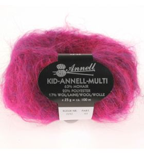 Annell Kid-Annell multi 3192