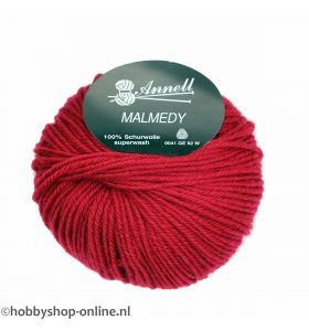 Annell Malmedy 2513 donkerrood