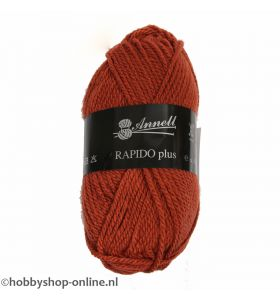 Annell Rapido plus 9208 roest