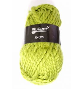 Annell Snow 3923 lime groen