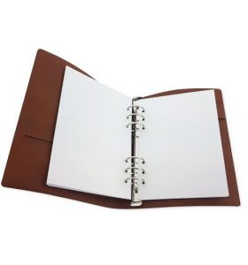 CraftEmotions planner A5 - Cognac