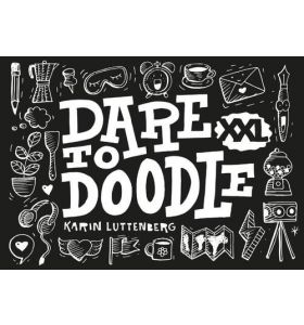 Dare to doodle XXL, Karin Luttenberg