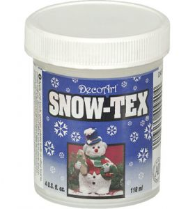 DecoArt Snow Tex 118 ml