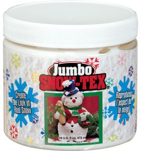DecoArt Snow Tex 473 ml
