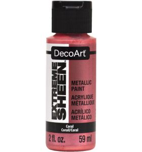 DecoArt extreme sheen coral 59 ml