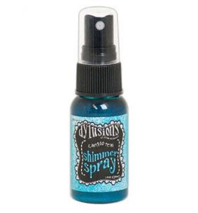 Dylusions Shimmer Spray - Calypso teal