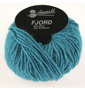 Annell Fjord 8641 blauw