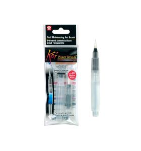 Koi Water brush penseel medium