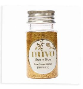 Nuvo pure sheen glitter 1104n sunny side 35 ml