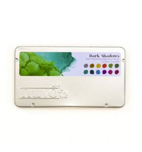 Nuvo watercolour potloden 524N dark shadows