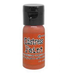 Distress paint crackling campfire 29 ml