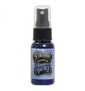 Dylusions Shimmer Spray - Periwinkle blue