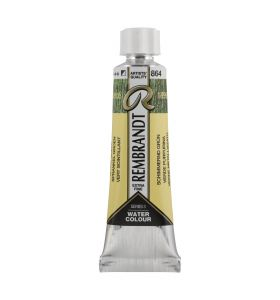 Rembrandt aquarelverf tube 864 sprankel groen 10 ml