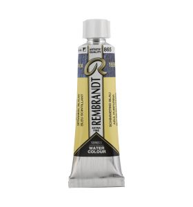 Rembrandt aquarelverf tube 865 sprankel blauw 10 ml