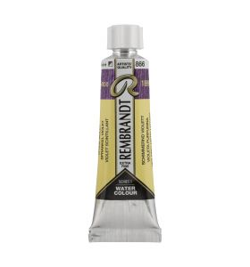 Rembrandt aquarelverf tube 866 sprankel violet 10 ml