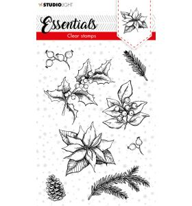 Clear stamps A6 Christmas essentials 3 - Twigs nr. 94