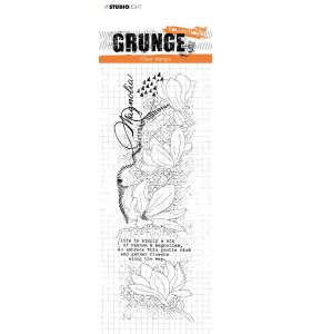 Clear stamp Magnolia - Grunge collection 6.0 nr. 38
