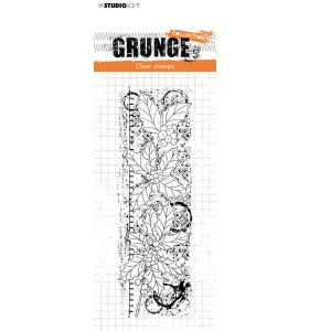 Clear stamp Christmas branches - Grunge collection 7.0 nr. 99