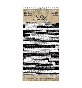 Tim Holtz Small talk snarky