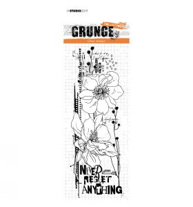 Clear stamp Grunge collection 4.0 nr. 448