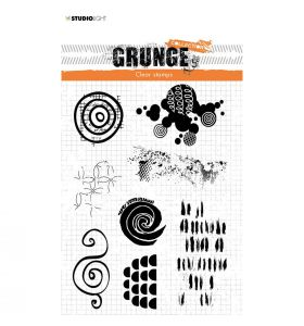 Clear stamps A6 Grunge collection 4.0 nr. 451